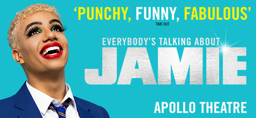Book Everybody's Talking About Jamie Tickets