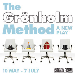 Book The Gronholm Method Tickets