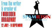 Book Spamilton Tickets