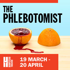 Book The Phlebotomist Tickets
