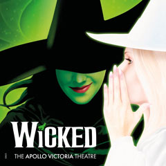 Book Wicked + FREE 1 Course Dinner Tickets