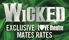 Book Wicked Tickets for The Victoria Apollo Theatre - LOVEtheatre
