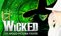 Wicked tickets - from LOVEtheatre