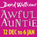 Book David Walliams' Awful Auntie Tickets