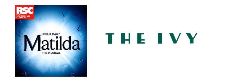 Matilda The Musical 2 Course Post Theatre Dinner At The Ivy Package Great Prices Theatre Breaks