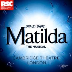 Book Matilda The Musical Tickets