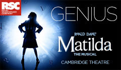 Matilda The Musical Tickets - LOVEtheatre