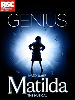 Matilda The Muscial Tickets - LOVEtheatre