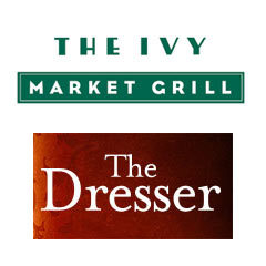 Book The Dresser + 2 Course Pre-Theatre Dinner at The Ivy Market Grill Tickets