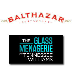Book The Glass Menagerie + 2 Course Pre-Theatre Dinner at Balthazar Tickets