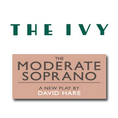 Book The Moderate Soprano + 2 Course Post-Theatre Dinner at The Ivy Tickets