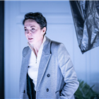 Amanda Abbington in The Son at the Kiln Theatre. Photo by Marc Brenner