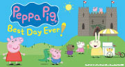 Book Peppa Pig's Best Day Ever Tickets