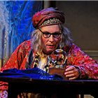Blithe Spirit at the Duke of York's Theatre. Photo credit: Nobby Clarke.