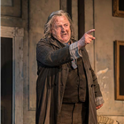 Peter Wight in Rosmersholm at the Duke of Yorks Theatre - Photo by Johan Persson