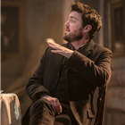 Tom Burke in Rosmersholm at the Duke of Yorks Theatre - Photo by Johan Persson