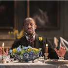 Giles Terera in Rosmersholm at the Duke of Yorks Theatre - Photo by Johan Persson