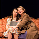 Cherry Jones and Kate O'Flynn. Photo: Johan Persson