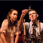 Kate O'Flynn and Brian J. Smith . Photo: Johan Persson