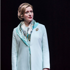 Claire Price in King Lear at the Duke of Yorks Theatre. Photo credit: Joahn Persson