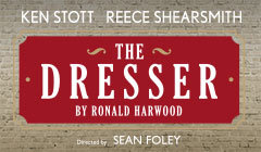 Book The Dresser tickets for the Duke of York's Theatre - from LOVEtheatre