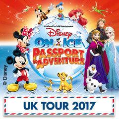 Book Disney On Ice presents Passport To Adventure - Sheffield Arena Tickets