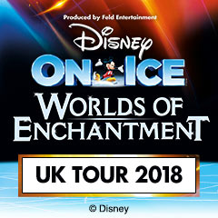 Book Disney On Ice presents Worlds Of Enchantment - Glasgow Tickets