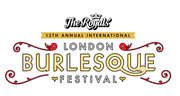 Book London Burlesque Festival 2018 - Shaw Theatre Tickets