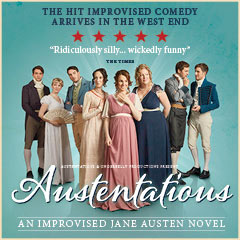 Book Austentatious Tickets