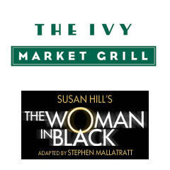 Book The Woman In Black + Afternoon Tea at The Ivy Market Grill Tickets