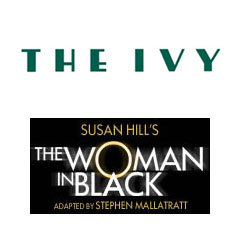 Book The Woman In Black + 2 Course Post-Theatre Dinner at The Ivy Tickets