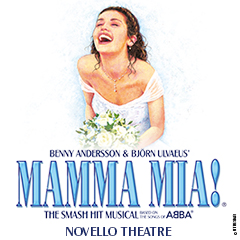 Book Mamma Mia! + 2 Course Pre-Theatre Dinner at Balthazar Tickets