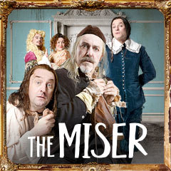 Book The Miser Tickets