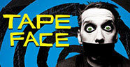 Book Tape Face Tickets