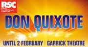 Book Don Quixote Tickets