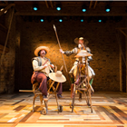 The Swan Theatre Company in Don Quixote (2016). Photography by Helen Maybanks © RSC.