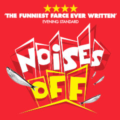 Book Noises Off Tickets