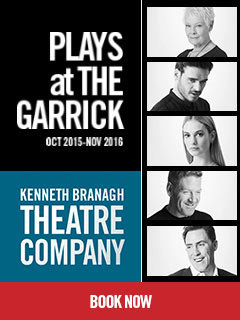 Kenneth Branagh Theatre Compay tickets - LOVEtheatre