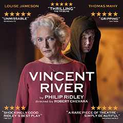 Book Vincent River Tickets