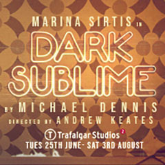Book Dark Sublime Tickets