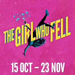 Book The Girl Who Fell Tickets