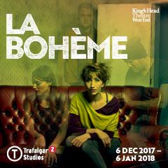 Book La Boheme Tickets