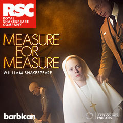 Book Measure for Measure Tickets
