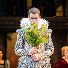 The Taming of the Shrew at the Barbican Theatre, London. Photo credit: Ikin Yum.