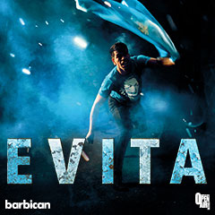 Book Evita Tickets