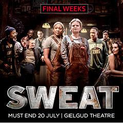 Book Sweat Tickets