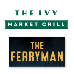 Book The Ferryman + 2 Course Pre-Theatre Dinner at The Ivy Market Grill Tickets