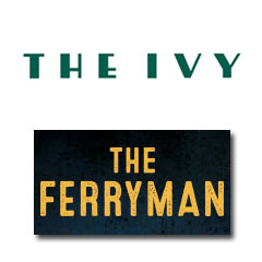 Book The Ferryman + 2 Course Post-Theatre Dinner at The Ivy Tickets