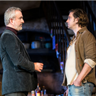 Dean Conlon and Owen McDonnell in the current cast of The Ferryman - Credit: Johan Persson