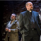 Glenn Speers and Dean Conlon in the current cast of The Ferryman - Credit: Johan Persson